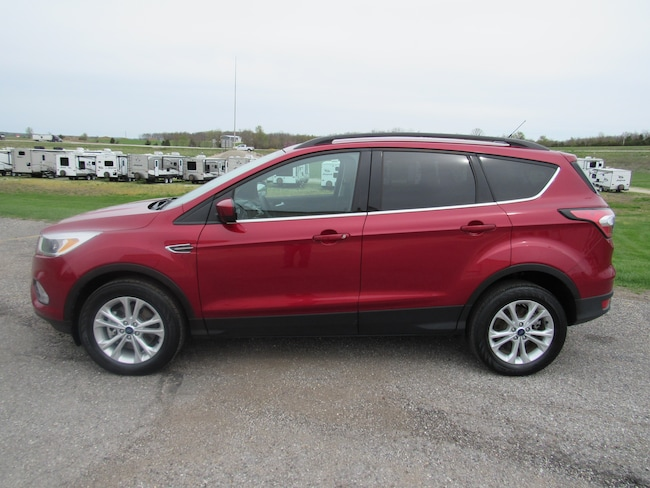 2018 Ford Escape SE 4WD WAGON