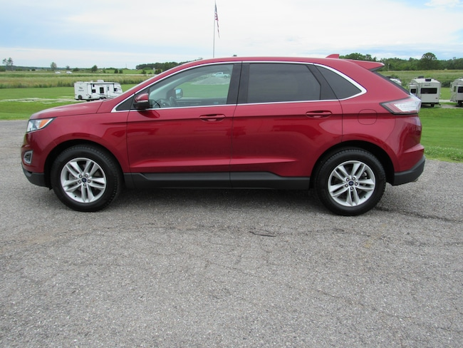 2016 Ford Edge SEL SEL WAGON