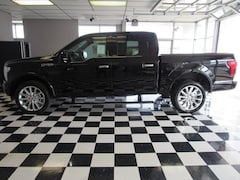 2020 Ford F150 Supercrew Limited 4x4 PICKUP