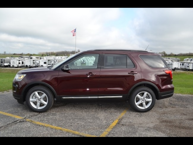 2018 Ford Explorer XLT WAGON