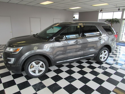 2016 Ford Explorer XLT 4WD WAGON