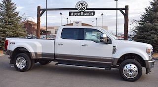 new 2020 Ford F-450 Lariat Truck Crew Cab for sale near Boise