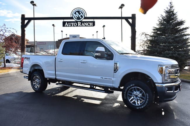 New 2019 Ford F-250 Lariat Truck Crew Cab For Sale near Twin Falls, ID