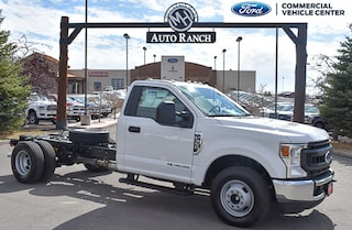 new 2020 Ford F-350 Chassis Truck Regular Cab for sale near Boise