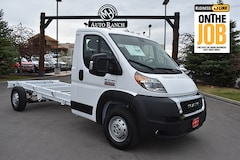 2019 Ram ProMaster 3500 Cab Chassis Low Roof Truck