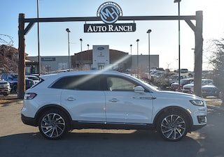 new 2020 Lincoln Nautilus Reserve SUV for sale near Boise