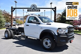 new 2019 Ram 4500 Chassis Tradesman/SLT Truck Regular Cab for sale near Boise