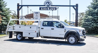 new 2020 Ford F-550 Chassis Truck Crew Cab for sale near Boise