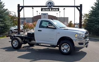 new 2020 Ram 3500 Chassis Tradesman/SLT Truck Regular Cab for sale near Boise