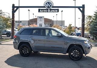 new 2020 Jeep Grand Cherokee Altitude SUV for sale near Boise
