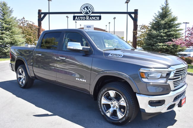 New 2019 Ram 1500 Laramie Truck Crew Cab For Sale near Twin Falls, ID