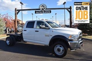 new 2018 Ram 4500 Chassis Tradesman/SLT/Laramie Truck Crew Cab for sale near Boise
