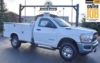 new 2020 Ram 3500 Chassis Tradesman/SLT Truck Regular Cab for sale near Boise