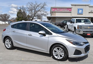 new 2019 Chevrolet Cruze LT Hatchback for sale near Boise