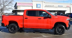 New 2020 Chevrolet Silverado 1500 LT Trail Boss Truck Crew Cab for sale near Twin Falls