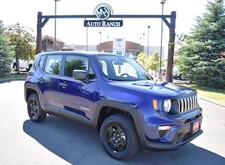 new 2019 Jeep Renegade Sport 4x4 SUV for sale near Boise
