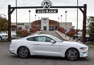 new 2020 Ford Mustang EcoBoost Coupe for sale near Boise