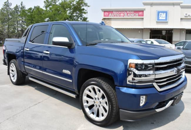 New 2017 Chevrolet Silverado 1500 For Sale Mountain Home Id Vin