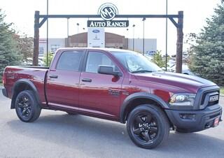 new 2020 Ram 1500 Classic WARLOCK CREW CAB 4X4 5'7 BOX Truck Crew Cab for sale near Boise