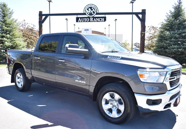New 2019 Ram 1500 Big Horn/Lone Star Truck Crew Cab For Sale near Twin Falls, ID