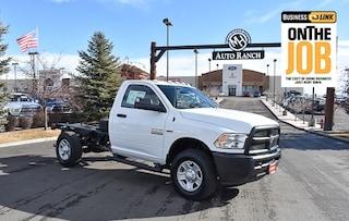 new 2018 Ram 3500 Chassis Tradesman/SLT Truck Regular Cab for sale near Boise
