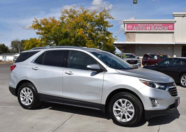 New 2019 Chevrolet Equinox LT w/3LT SUV For Sale near Twin Falls, ID