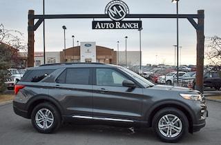 new 2020 Ford Explorer XLT SUV for sale near Boise