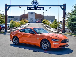 new 2020 Ford Mustang EcoBoost Premium Coupe for sale near Boise