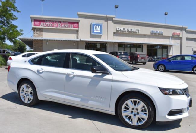 New 2018 Chevrolet Impala LS w/1LS Sedan For Sale near Twin Falls, ID