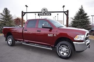 new 2018 Ram 3500 Tradesman Truck Crew Cab for sale near Boise