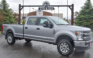 new 2020 Ford F-350 XL STX Truck Crew Cab for sale near Boise