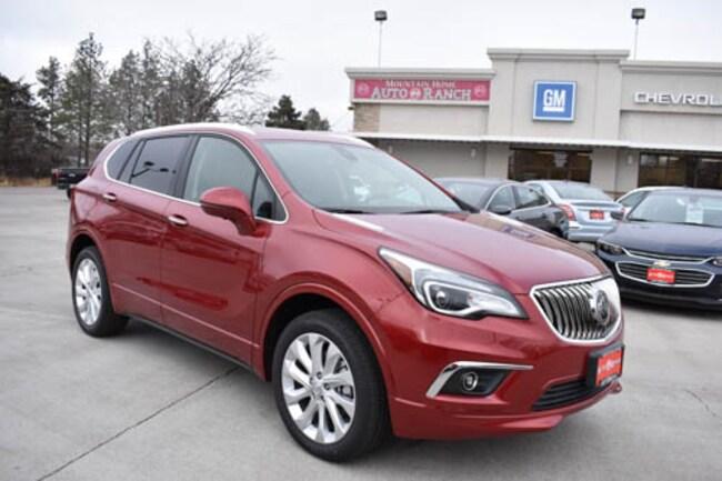New 2018 Buick Envision Premium II SUV For Sale near Twin Falls, ID