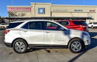 new 2021 Chevrolet Equinox Premier SUV for sale near Boise
