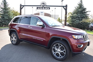 new 2020 Jeep Grand Cherokee Limited SUV for sale near Boise