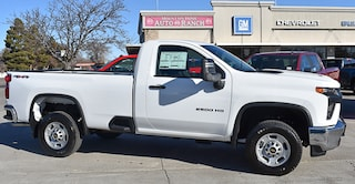 new 2020 Chevrolet Silverado 2500HD Work Truck Truck Regular Cab for sale near Boise
