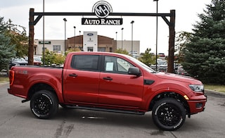 new 2020 Ford Ranger Truck SuperCrew for sale near Boise