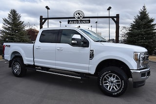 new 2019 Ford F-250 Lariat Truck Crew Cab for sale near Boise