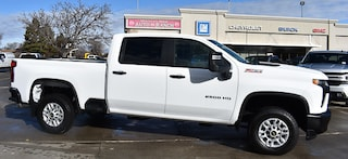 new 2020 Chevrolet Silverado 2500HD Work Truck Truck Crew Cab for sale near Boise