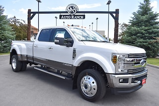new 2019 Ford F-450 Lariat Truck Crew Cab for sale near Boise