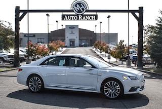 new 2020 Lincoln Continental Reserve Sedan for sale near Boise