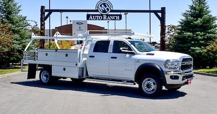 2020 Ram 5500 Chassis Tradesman/SLT/Laramie/Limited Truck Crew Cab