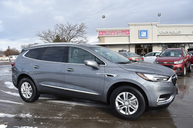 New 2019 Buick Enclave Premium SUV For Sale near Twin Falls, ID