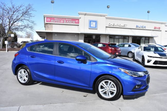 New 2018 Chevrolet Cruze LT Auto Hatchback For Sale near Twin Falls, ID