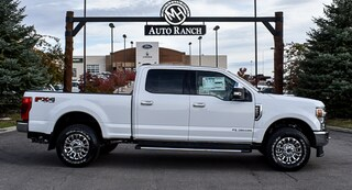 new 2020 Ford F-250 Lariat Truck Crew Cab for sale near Boise