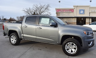 new 2019 Chevrolet Colorado LT Truck Crew Cab for sale near Boise