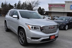 New 2018 GMC Acadia Denali SUV for sale in Twin Falls, ID