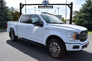 new 2019 Ford F-150 XLT Truck SuperCrew Cab for sale near Boise