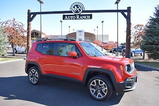 new 2018 Jeep Renegade Latitude 4x4 SUV for sale near Boise