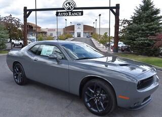 new 2019 Dodge Challenger SXT Coupe for sale near Boise