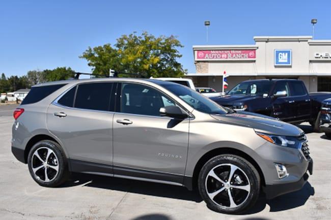 New 2019 Chevrolet Equinox LT w/1LT SUV For Sale near Twin Falls, ID